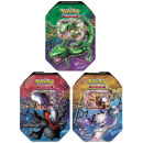 Pokemon Trading Card Tin