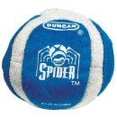 Duncan Spider Footbag - White/Blue