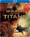 Wrath of The Titans (2012) - Import - Limited Edition Steelbook (Region 1) (UK EDITION)