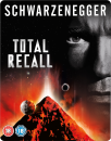 Total Recall - Limited Edition Steelbook - Triple Play (Blu-Ray, DVD and Digital Copy) (UK EDITION)