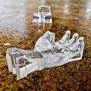 Exclusive to IWOOT 3D Zombie Ice Mould