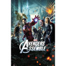 The Avengers One Sheet - Maxi Poster - 61 x 91.5cm