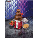 Nostalgia Electrics Retro Square Chocolate Fountain