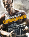 Commando: Director's Cut - Zavvi UK Exclusive Limited Edition Steelbook (Limited to 2000 Copies)