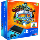 Sony PlayStation 3 Slim 12GB Console - Includes Skylanders Giants and Exclusive Portal Character