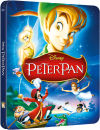 Peter Pan - Zavvi Exclusive Limited Edition Steelbook (The Disney Collection #7) (UK EDITION)