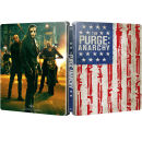 The Purge: Anarchy - Zavvi Exclusive Limited Edition Steelbook (Includes UltraViolet Copy) (UK EDITION)
