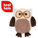 Hooty Heatable Owl - Cream
