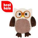 Hooty Heatable Owl - Cream