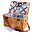 Sandringham 6 Person Picnic Hamper