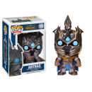 Figura Pop! Vinyl Arthas - World of Warcraft