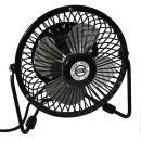 Executive Desktop USB Fan - Black