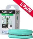 Michelin Aircomp Latex Road Inner Tube - Pack of 5