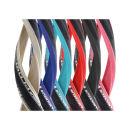 Michelin Pro 4 Race Service Course Clincher Road Tyre - Blue Dark 700c x 23mm + FREE Inner Tube