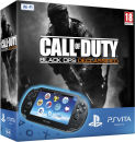 PS Vita (Wi-Fi Enabled) Includes: Call Of Duty: Declassified and 4GB Memory Card