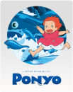 Ponyo - Steelbook Edition (Includes DVD) (UK EDITION)