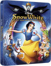 Snow White and the Seven Dwarfs - Zavvi UK Exclusive Limited Edition Steelbook (The Disney Collection #25)