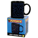 Pac Man Heat Changing Mug