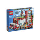 LEGO City: Fire Station (60004)