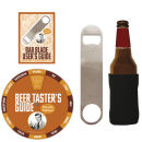 The Drinking Mans Gift Set - Beer O Clock