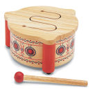 Pintoy Wooden Drum