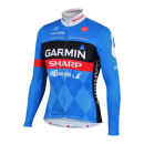 Garmin Sharp Team Men's LS Jersey - 2013