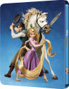 Tangled 3D - Zavvi Exclusive Limited Edition Steelbook (The Disney Collection #28) (Includes 2D Version)