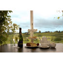 Afternoon Tea and Vineyard Tour with Wine Tasting for Two Choice Voucher