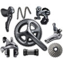 Shimano Ultegra 6800 11 speed Compact Groupset - Grey