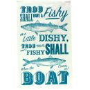 Sea Shanty TDF Tea Towel