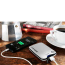 Veho Pebble Verto Portable Battery Back Up Power, 3700mah - White