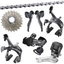 Shimano Ultegra Di2 Groupset - Complete Excluding Chainset