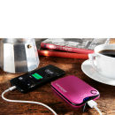 Veho Pebble Verto Portable Battery Back Up Power, 3700mah - Pink