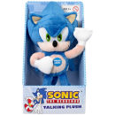 Sonic the Hedgehog 9 Inch Talking Plush - Sonic