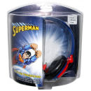 DC Superman Icon Printed Headphones