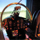 60 Minute Fighter Pilot Flight Simulator Experience