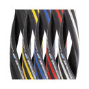 Schwalbe Lugano Clincher Road Tyre - Red 700c x 23mm + FREE Inner Tube