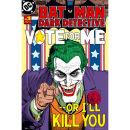 Batman Joker Vote for Me - Maxi Poster - 61 x 91.5cm