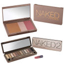 Urban Decay Naked 2 & Naked Flushed Duo