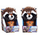 Marvel Guardians of the Galaxy Rocket Raccoon Medium Talking Plush