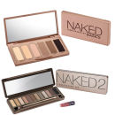 Urban Decay Naked 2 & Naked Basics Palette Duo
