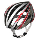 Carrera Razor 2014 Road Helmet - Gloss Red/Silver