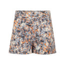 Madam Rage Women's Multi Print Shorts - Multi