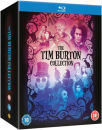 The Tim Burton 8-Film Collection (Region-Free Blu-ray)