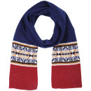 Barbour Unisex Hedley Scarf - Navy