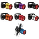 Lezyne Femto Drive Rear Light - Silver