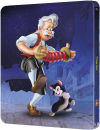 Pinocchio - Zavvi UK Exclusive Limited Edition Steelbook (The Disney Collection #17)