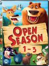 Open Season 1-3 Box Set