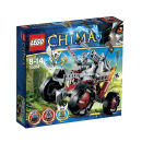 LEGO Legends of Chima: Wakz Pack Tracker (70004)