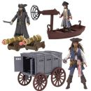 Pirates Of The Caribbean Deluxe Figure and Accessory Wave 1